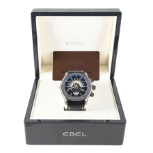 Load image into Gallery viewer, Ebel 1911 Tekton Real Madrid Limited Edition No 005/500 Titanium Mens Watch