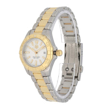 Load image into Gallery viewer, Tag Heuer Aquaracer WBD1420 27mm Bi-Colour Ladies Watch