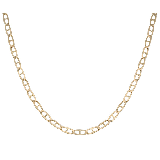 9ct Gold Ladies Other Chain 22""