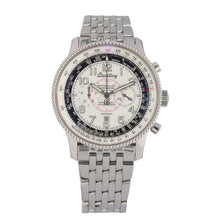 Load image into Gallery viewer, Breitling Montbrillant A35330 42mm Stainless Steel Mens Watch