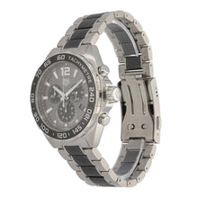 Load image into Gallery viewer, Tag Heuer F1 CAZ1011 42mm Stainless Steel Mens Watch