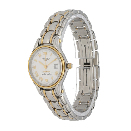 Longines Vintage L3.106.5 26mm Bi-Colour Ladies Watch