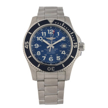Load image into Gallery viewer, Breitling Superocean A17392 44mm Stainless Steel Mens Watch