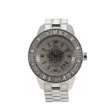 Load image into Gallery viewer, Christian Dior Christal CD113512 34mm Mother of Pearl & Stainless Steel Automatic Watch Ladies #7#MP@