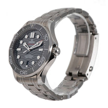 Load image into Gallery viewer, Omega Seamaster 210.30.42.20.01.001 Steel & Black 42mm Mens Watch