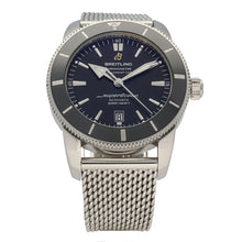 Load image into Gallery viewer, Breitling Superocean AB2020 46mm Stainless Steel Mens Watch