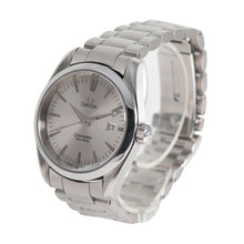 Load image into Gallery viewer, Omega Seamaster Aqua Terra 36mm Stainless Steel Mens Watch