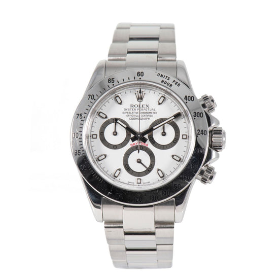 Rolex Cosmograph Daytona 116520 Automatic 40mm Mens Watch