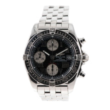 Load image into Gallery viewer, Breitling Cockpit A13358 Steel & Black 39mm Mens Watch
