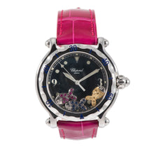 Load image into Gallery viewer, Chopard Happy Sport 8347 Steel & Mother of Pearl 36mm Ladies Watch