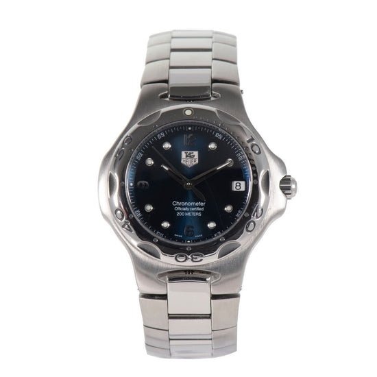 Tag Heuer Kirium WL5113-0 - 37mm Stainless Steel Mens Watch