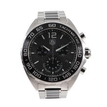 Load image into Gallery viewer, Tag Heuer F1 CAZ1111 Steel and Grey 42mm Mens Watch