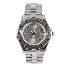 Load image into Gallery viewer, Tag Heuer 2000 Series WK2116-1 Steel & Grey 38mm Mens Watch
