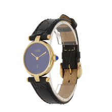 Load image into Gallery viewer, Cartier Vintage 24mm Gold Plated Ladies Watch