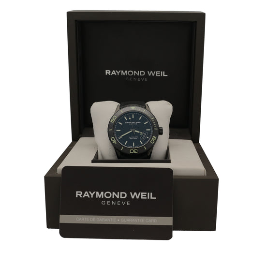 Raymond Weil Freelancer 2760 42.5mm Stainless Steel Mens Watch