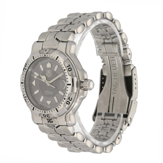 Tag Heuer 6000 Series WH1212-K1 35mm Stainless Steel Mens Watch