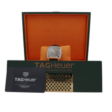 Load image into Gallery viewer, Tag Heuer Monaco Kingsman WAW131C 37mm Stainless Steel Men's Watch