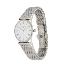 Load image into Gallery viewer, Longines La Grande Classique L4.708.4 34mm Stainless Steel Mens Watch
