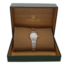 Load image into Gallery viewer, Rolex Oyster Perpetual 67180 24mm Stainless Steel Ladies Watch