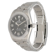 Load image into Gallery viewer, Rolex Explorer 214270 39mm Stainless Steel Mens Watch