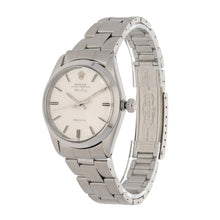 Load image into Gallery viewer, Rolex Oyster Perpetual 1005 34mm Stainless Steel Unisex Watch