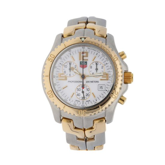 Tag Heuer Link CT1151 41mm Bi-Colour Mens Watch