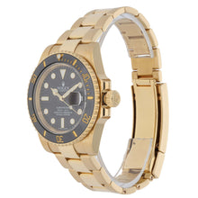 Load image into Gallery viewer, Rolex Submariner 116618 LN 40mm Gold Mens Watch