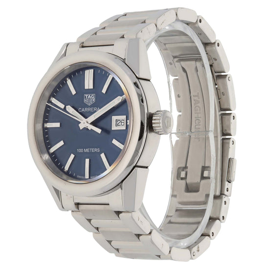 Tag Heuer Carrera WBG1310 36mm Stainless Steel Mens Watch
