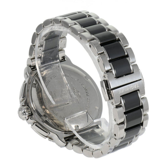 TAG Heuer Formula 1 CAH1212 Black & Steel 42mm Mens Watch
