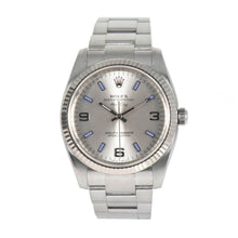 Load image into Gallery viewer, Rolex Air King 114234 Steel & Grey 34mm Mens Watch