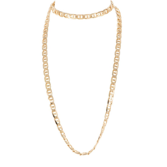 9ct Gold Fancy Chain 26""