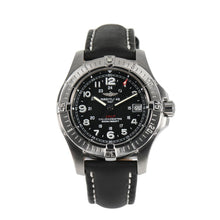 Load image into Gallery viewer, Breitling Colt Quartz A74380 Black Dial 42mm Mens Watch