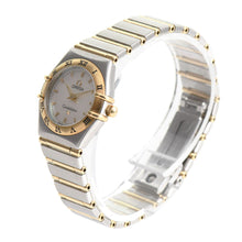 Load image into Gallery viewer, Omega Constellation Quartz 1262.70.00 Mother of Pearl Dial 22mm Ladies Watch