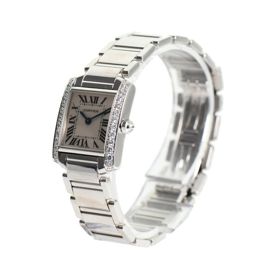 Cartier Tank Francaise 2403 - 20mm 18ct gold Ladies Watch