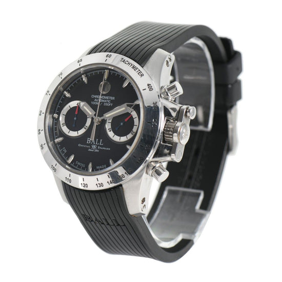 Ball Engineer Hydrocarbon CM2098C Steel & Black 40mm Mens Watch