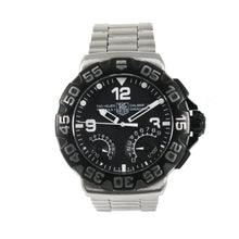 Load image into Gallery viewer, TAG Heuer Formula 1 CAH7010 Black & Steel 44mm Mens Watch