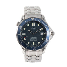 Load image into Gallery viewer, Omega Seamaster Stainless Steel Mens Watch 41mm