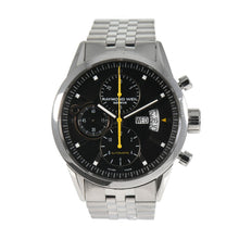 Load image into Gallery viewer, Raymond Weil Freelancer Automatic Chronograph 7730 Black Dial 41mm Mens Watch