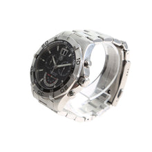 Load image into Gallery viewer, Tag Heuer Aquaracer CAF101A Quartz Black 43mm Mens Watch