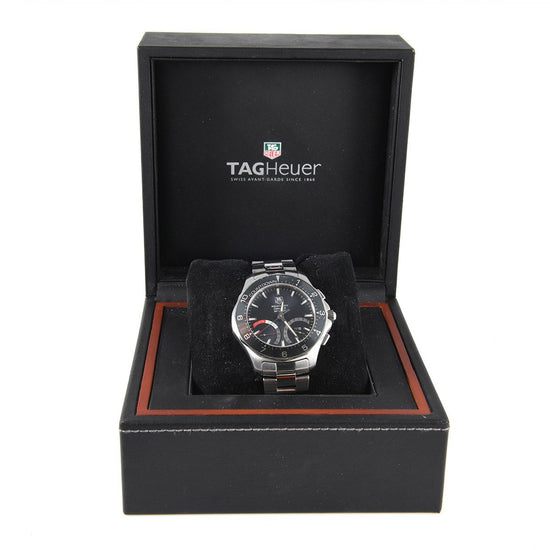 Tag Heuer Aquaracer CAF7111 - 40.5mm Stainless Steel Mens Watch