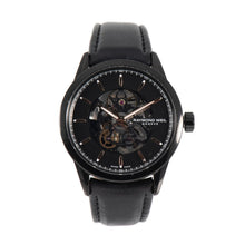Load image into Gallery viewer, Raymond Weil Freelancer Automatic 2715 Black Dial 42.5mm Mens Watch