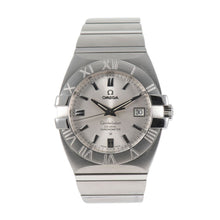 Load image into Gallery viewer, Omega Constellation 1502.30.00 Stainless Steel & Grey 38mm Mens Watch