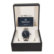 Load image into Gallery viewer, TAG Heuer Link WAT201A Black & Steel 42mm Mens Watch