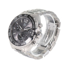 Load image into Gallery viewer, TAG Heuer Formula 1 CAZ1111 Grey & Steel 42mm Mens Watch