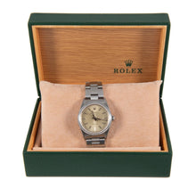 Load image into Gallery viewer, Rolex Air King 14000 Stainless Steel & Grey 34mm Mens Watch