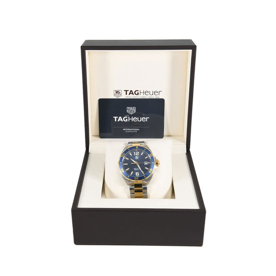 TAG Heuer Formula 1 WAZ1120 Blue 2017 42mm Mens Watch