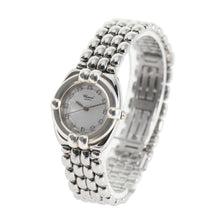 Load image into Gallery viewer, Chopard Gstaad 8112 Quartz Steel & White 23mm Ladies Watch