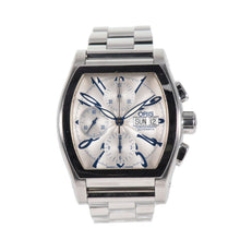Load image into Gallery viewer, Oris Tonneau Automatic Chronograph 7532 Grey Dial 41mm Mens Watch