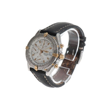 Load image into Gallery viewer, Breitling Chronomat B13352 Chronograph Bi-Colour & White 39mm Mens Watch