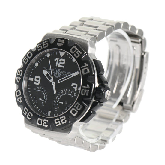 TAG Heuer Formula 1 CAH7010 Black & Steel 44mm Mens Watch
